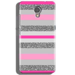 Lenovo P2 Mobile Covers Cases Pink colour pattern - Lowest Price - Paybydaddy.com