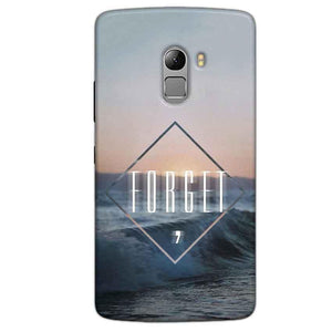 Lenovo Vibe K4 Note Mobile Covers Cases Forget Quote Something Different - Lowest Price - Paybydaddy.com