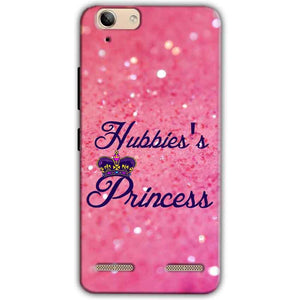 Lenovo Vibe K5 Plus Mobile Covers Cases Hubbies Princess - Lowest Price - Paybydaddy.com