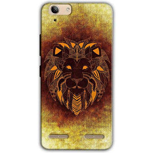 Lenovo Vibe K5 Plus Mobile Covers Cases Lion face art - Lowest Price - Paybydaddy.com