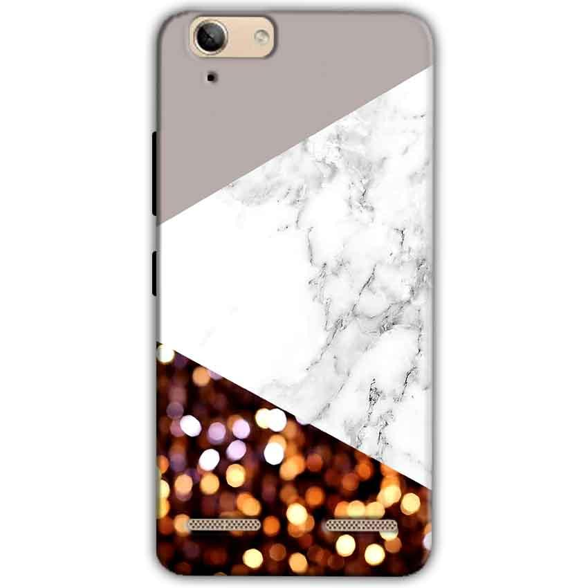 Lenovo Vibe K5 Plus Mobile Covers Cases MARBEL GLITTER - Lowest Price - Paybydaddy.com