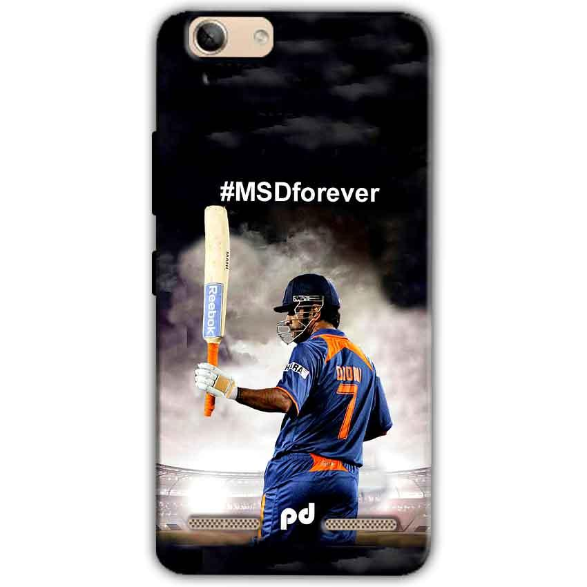 Lenovo Vibe K5 Plus Mobile Covers Cases MS dhoni Forever - Lowest Price - Paybydaddy.com