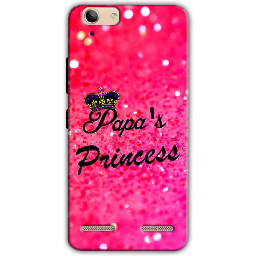 Lenovo Vibe K5 Plus Mobile Covers Cases PAPA PRINCESS - Lowest Price - Paybydaddy.com