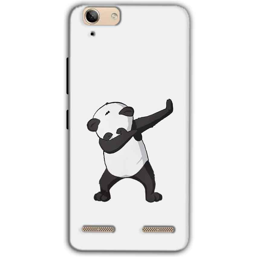 Lenovo Vibe K5 Plus Mobile Covers Cases Panda Dab - Lowest Price - Paybydaddy.com