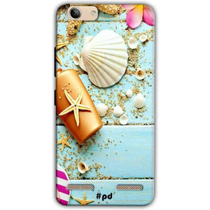 Lenovo Vibe K5 Plus Mobile Covers Cases Pearl Star Fish - Lowest Price - Paybydaddy.com