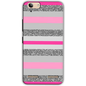 Lenovo Vibe K5 Plus Mobile Covers Cases Pink colour pattern - Lowest Price - Paybydaddy.com
