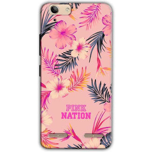 Lenovo Vibe K5 Plus Mobile Covers Cases Pink nation - Lowest Price - Paybydaddy.com