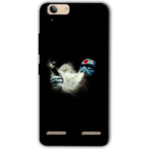 Lenovo Vibe K5 Plus Mobile Covers Cases Shiva Aghori Smoking - Lowest Price - Paybydaddy.com