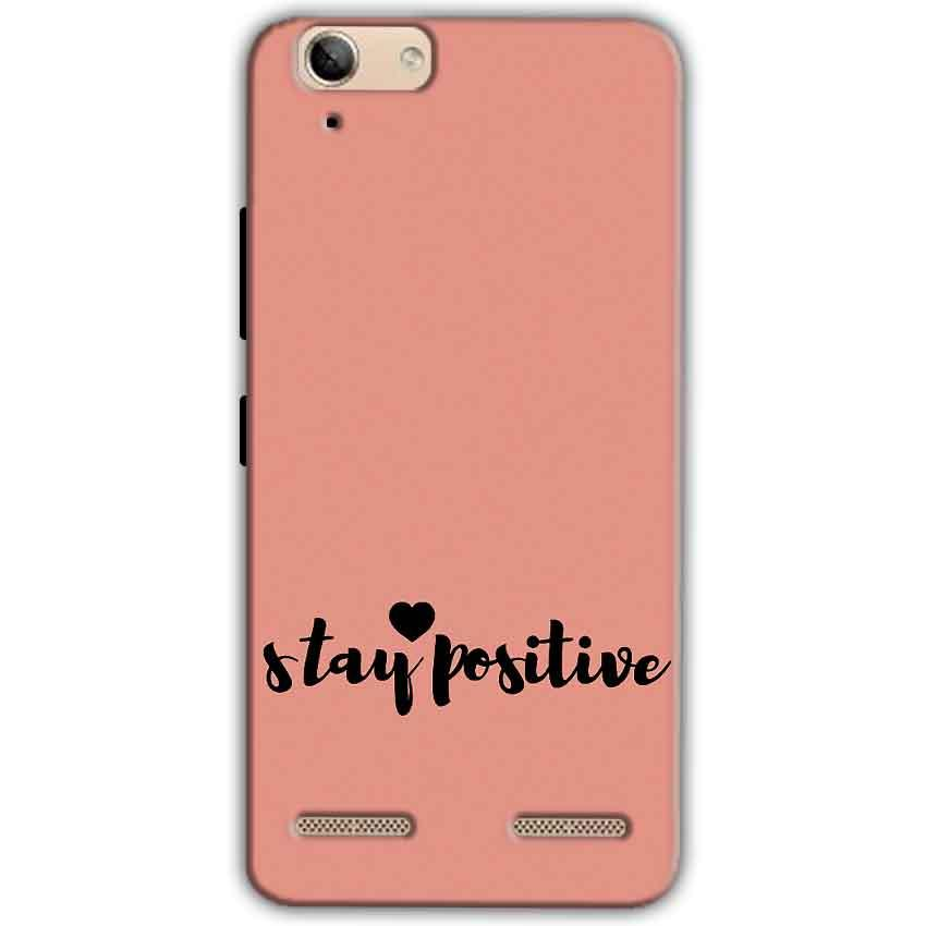 Lenovo Vibe K5 Plus Mobile Covers Cases Stay Positive - Lowest Price - Paybydaddy.com