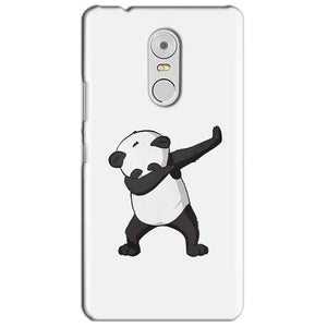 Lenovo Vibe K6 Note Mobile Covers Cases Panda Dab - Lowest Price - Paybydaddy.com