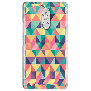 Lenovo Vibe K6 Note Mobile Covers Cases Prisma coloured design - Lowest Price - Paybydaddy.com