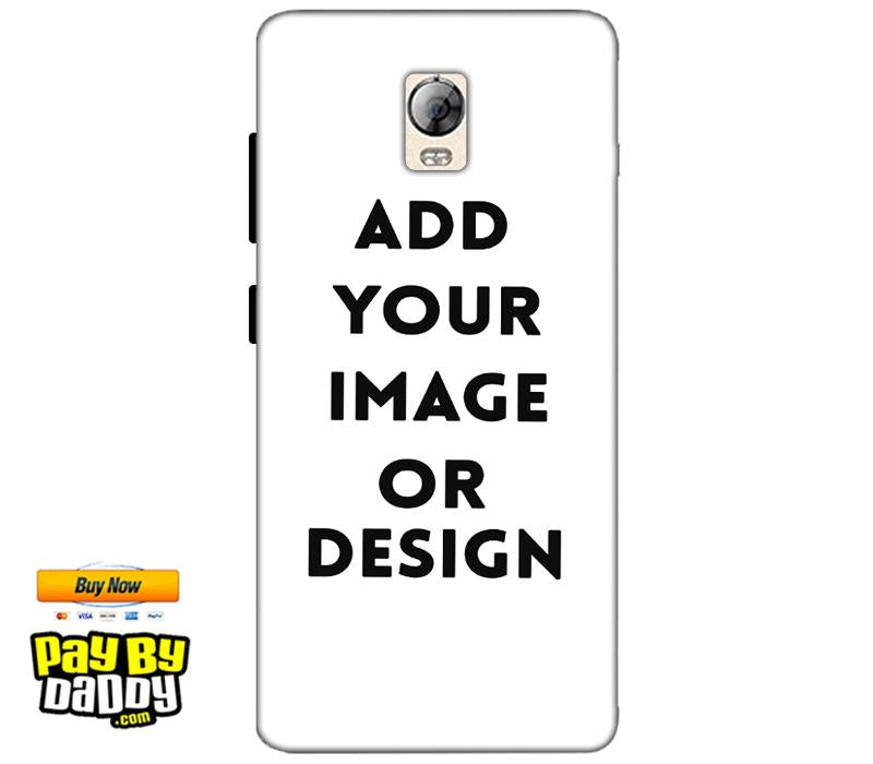 Customized Lenovo Vibe P1 Mobile Phone Covers & Back Covers with your Text & Photo