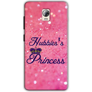 Lenovo Vibe P1 Mobile Covers Cases Hubbies Princess - Lowest Price - Paybydaddy.com