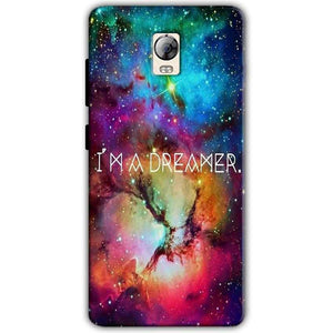 Lenovo Vibe P1 Mobile Covers Cases I am Dreamer - Lowest Price - Paybydaddy.com