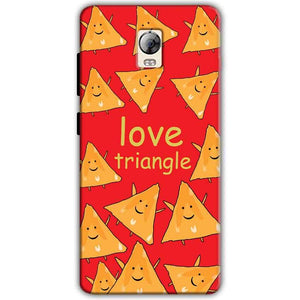 Lenovo Vibe P1 Mobile Covers Cases Love Triangle - Lowest Price - Paybydaddy.com