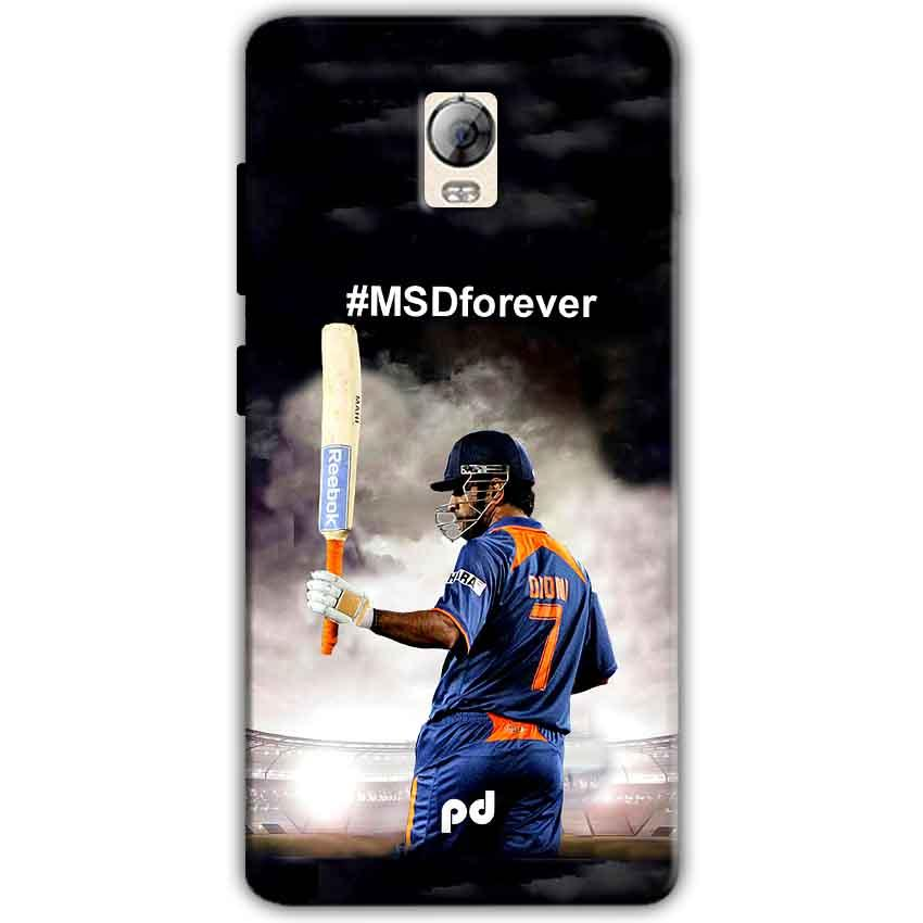 Lenovo Vibe P1 Mobile Covers Cases MS dhoni Forever - Lowest Price - Paybydaddy.com