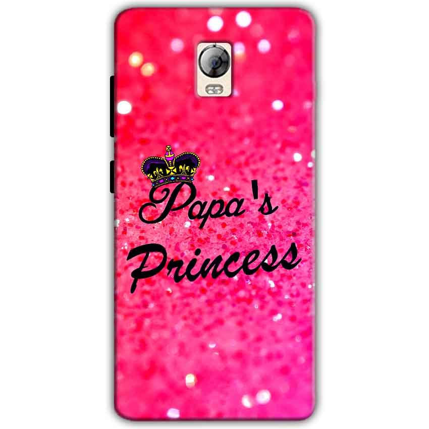 Lenovo Vibe P1 Mobile Covers Cases PAPA PRINCESS - Lowest Price - Paybydaddy.com