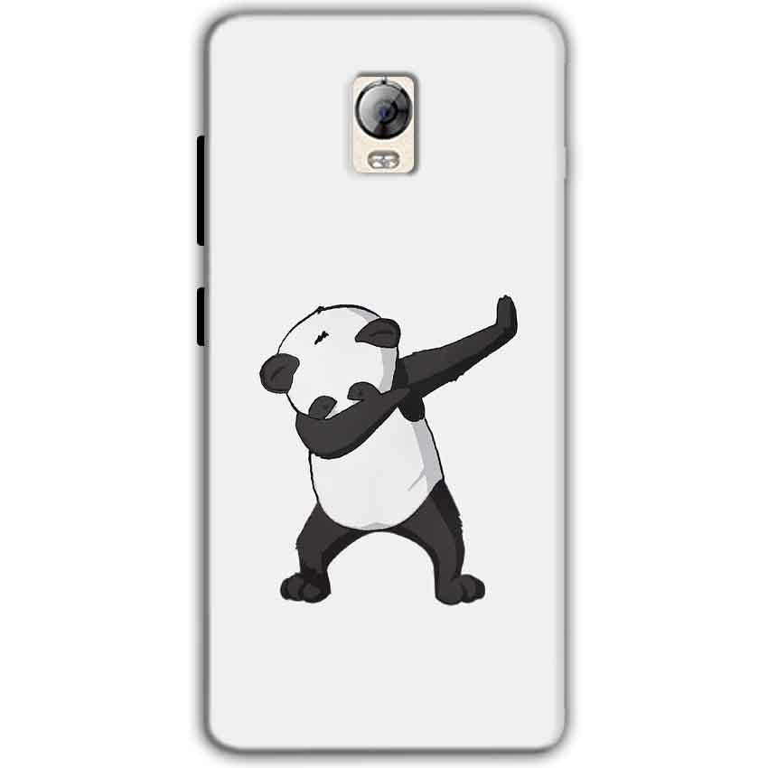 Lenovo Vibe P1 Mobile Covers Cases Panda Dab - Lowest Price - Paybydaddy.com