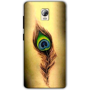 Lenovo Vibe P1 Mobile Covers Cases Peacock coloured art - Lowest Price - Paybydaddy.com