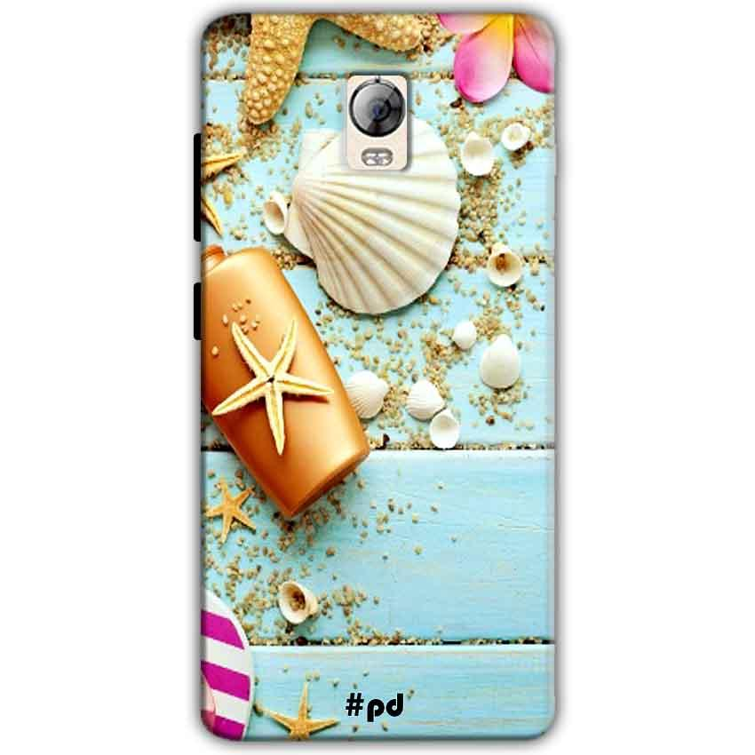 Lenovo Vibe P1 Mobile Covers Cases Pearl Star Fish - Lowest Price - Paybydaddy.com