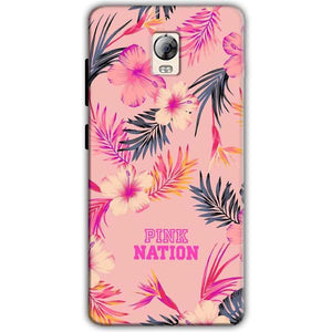 Lenovo Vibe P1 Mobile Covers Cases Pink nation - Lowest Price - Paybydaddy.com
