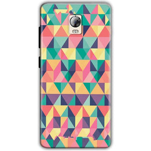 Lenovo Vibe P1 Mobile Covers Cases Prisma coloured design - Lowest Price - Paybydaddy.com