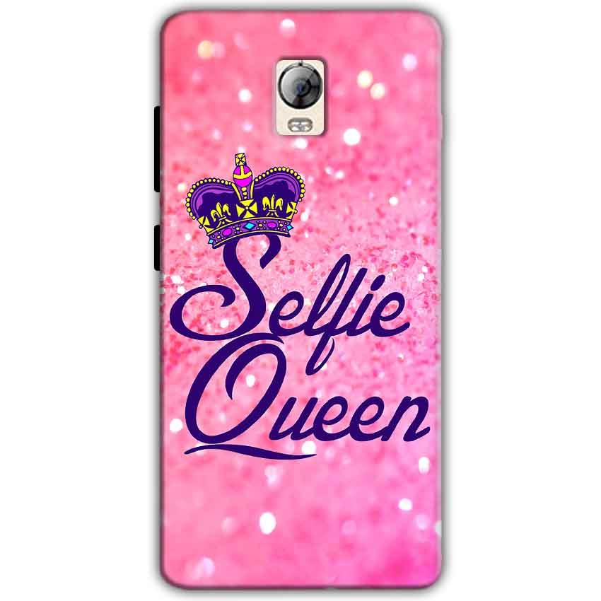 Lenovo Vibe P1 Mobile Covers Cases Selfie Queen - Lowest Price - Paybydaddy.com