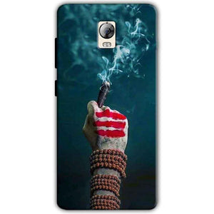 Lenovo Vibe P1 Mobile Covers Cases Shiva Hand With Clilam - Lowest Price - Paybydaddy.com