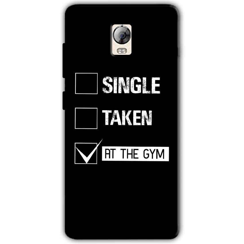 Lenovo Vibe P1 Mobile Covers Cases Single Taken At The Gym - Lowest Price - Paybydaddy.com