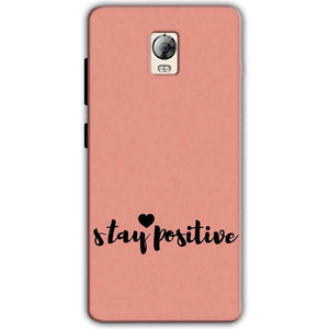 Lenovo Vibe P1 Mobile Covers Cases Stay Positive - Lowest Price - Paybydaddy.com