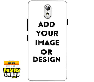 Customized Lenovo Vibe P1m Mobile Phone Covers & Back Covers with your Text & Photo