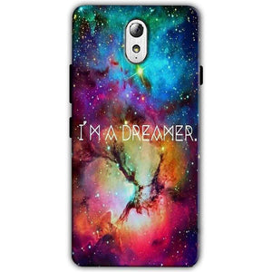 Lenovo Vibe P1m Mobile Covers Cases I am Dreamer - Lowest Price - Paybydaddy.com
