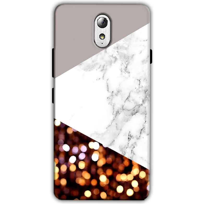 Lenovo Vibe P1m Mobile Covers Cases MARBEL GLITTER - Lowest Price - Paybydaddy.com
