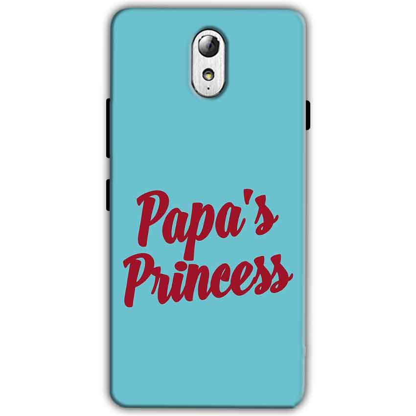 Lenovo Vibe P1m Mobile Covers Cases Papas Princess - Lowest Price - Paybydaddy.com