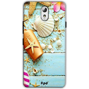 Lenovo Vibe P1m Mobile Covers Cases Pearl Star Fish - Lowest Price - Paybydaddy.com