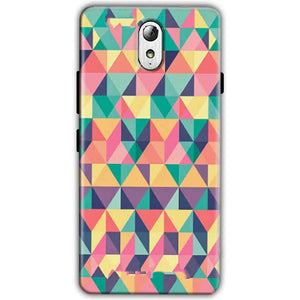 Lenovo Vibe P1m Mobile Covers Cases Prisma coloured design - Lowest Price - Paybydaddy.com
