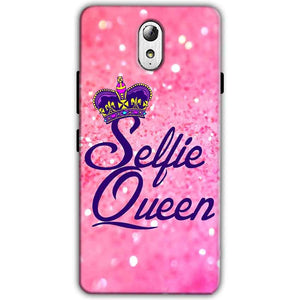 Lenovo Vibe P1m Mobile Covers Cases Selfie Queen - Lowest Price - Paybydaddy.com