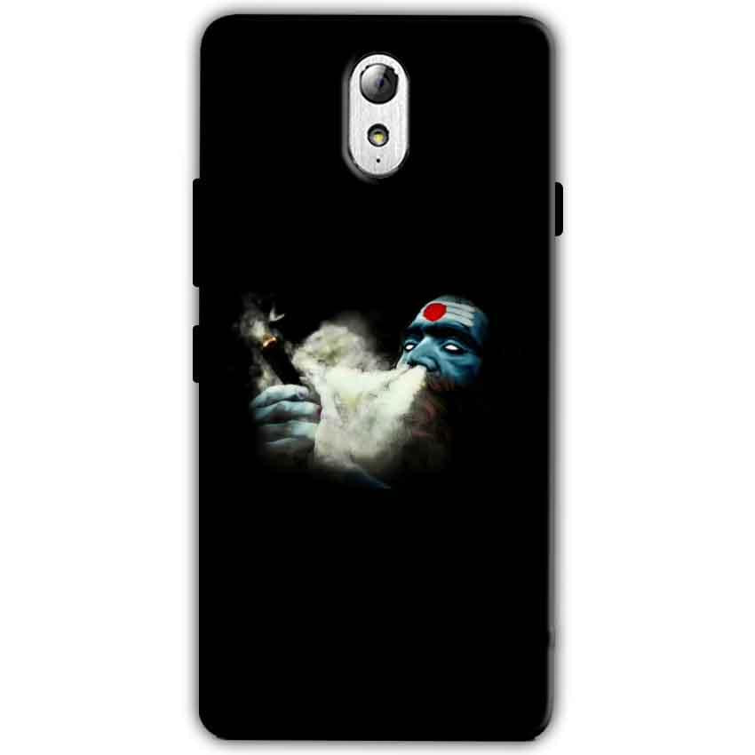 Lenovo Vibe P1m Mobile Covers Cases Shiva Aghori Smoking - Lowest Price - Paybydaddy.com