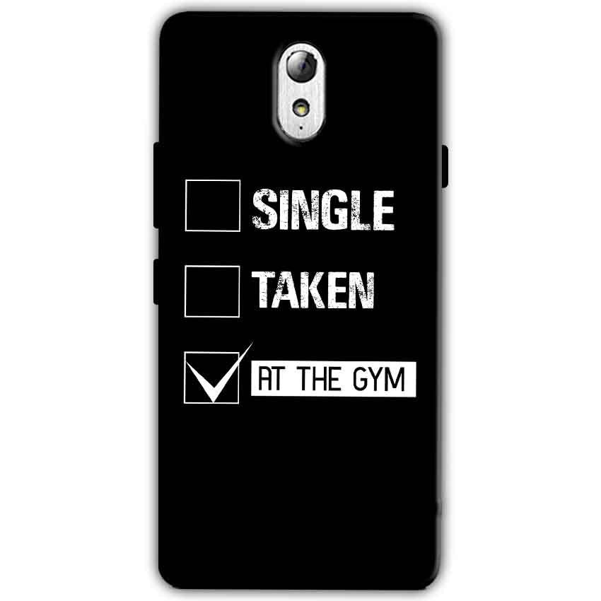 Lenovo Vibe P1m Mobile Covers Cases Single Taken At The Gym - Lowest Price - Paybydaddy.com