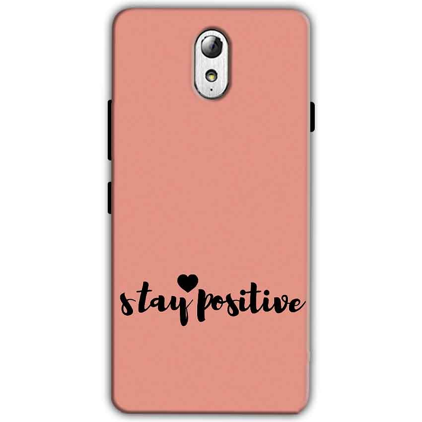 Lenovo Vibe P1m Mobile Covers Cases Stay Positive - Lowest Price - Paybydaddy.com