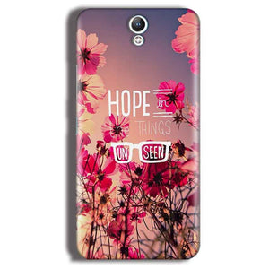 Lenovo Vibe S1 Mobile Covers Cases Hope in the Things Unseen- Lowest Price - Paybydaddy.com