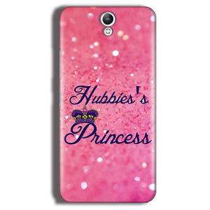 Lenovo Vibe S1 Mobile Covers Cases Hubbies Princess - Lowest Price - Paybydaddy.com