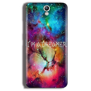 Lenovo Vibe S1 Mobile Covers Cases I am Dreamer - Lowest Price - Paybydaddy.com