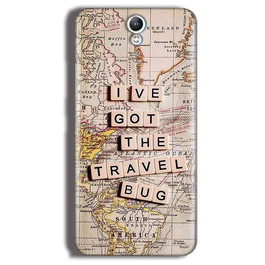 Lenovo Vibe S1 Mobile Covers Cases Live Travel Bug - Lowest Price - Paybydaddy.com