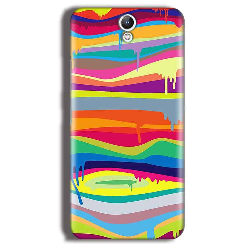 Lenovo Vibe S1 Mobile Covers Cases Melted colours - Lowest Price - Paybydaddy.com