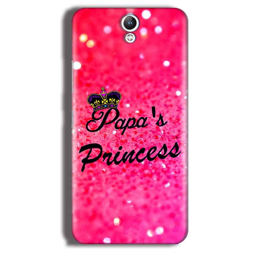 Lenovo Vibe S1 Mobile Covers Cases PAPA PRINCESS - Lowest Price - Paybydaddy.com