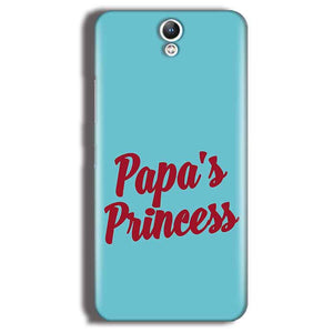 Lenovo Vibe S1 Mobile Covers Cases Papas Princess - Lowest Price - Paybydaddy.com