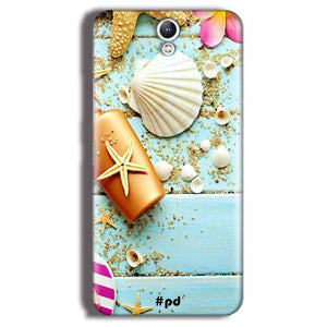 Lenovo Vibe S1 Mobile Covers Cases Pearl Star Fish - Lowest Price - Paybydaddy.com