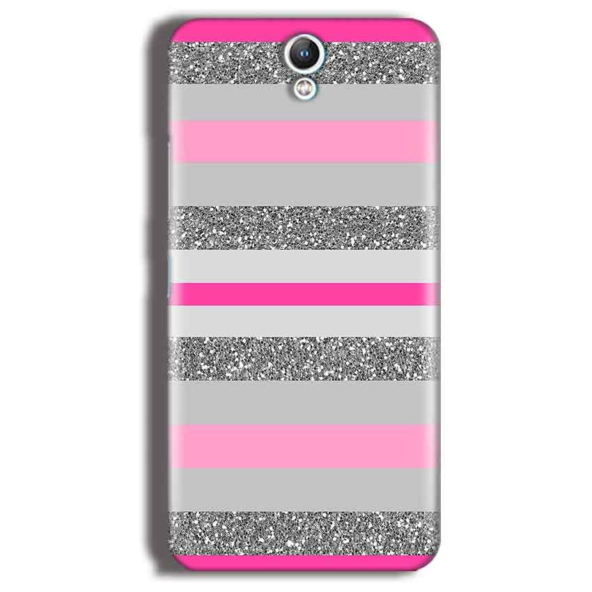 Lenovo Vibe S1 Mobile Covers Cases Pink colour pattern - Lowest Price - Paybydaddy.com