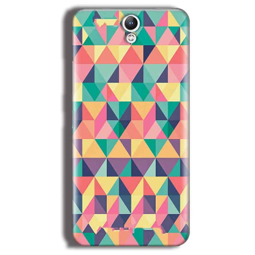 Lenovo Vibe S1 Mobile Covers Cases Prisma coloured design - Lowest Price - Paybydaddy.com